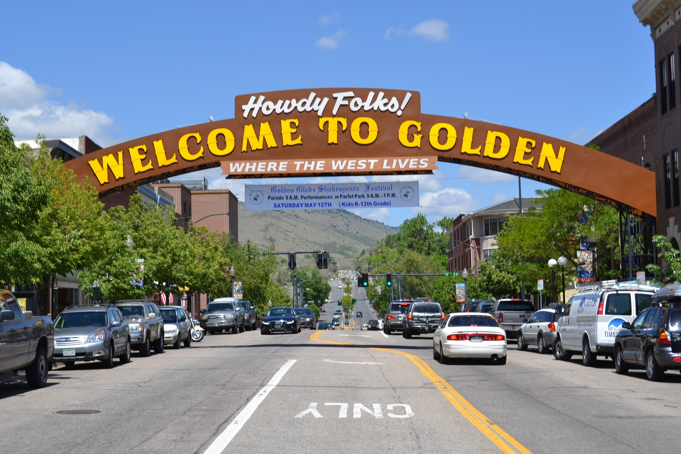 Golden Colorado